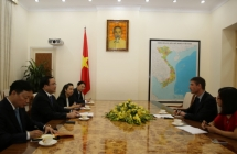climate change response cooperation between vietnam and us to be increased