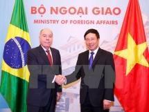 vietnam brazil enhance comprehensive cooperation