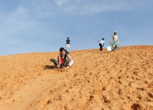mui ne among best destinations for sand boarding