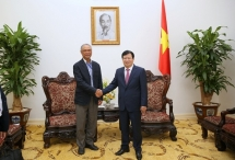 vietnam and laos agree on increased energy cooperation