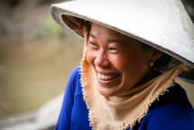 vietnam ranked the happiest country in asia