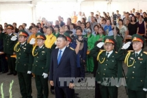 Vietnamese community in Germany commemorates Day of War Invalids and Martyrs