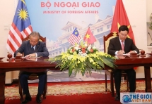 vietnam malaysia hold fifth meeting of joint cooperation committee in hanoi