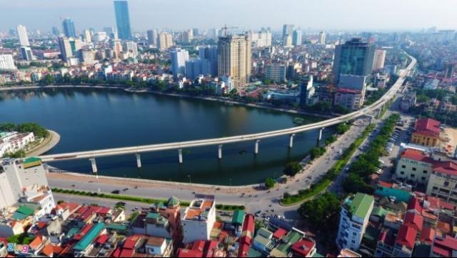 Hanoi to auction 6,000 ha of land for urban railway