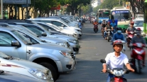 hanoi to build 8 underground parking lots in ba dinh