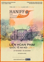 Hanoi International Film Festival 2018 focuses on integration and sustainable development of the cinema