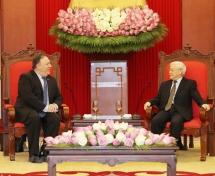us secretary of state rebukes china for aggressive behaviour on sino india border and east sea