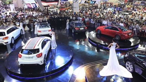 vietnam's automobile market expects a boom in second half of 2018 hinh 0
