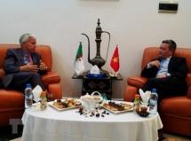vietnam promotes trade investment in algeria