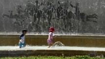 next week heat wave to push temperature to 40 degrees celsius