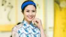 fashion designer ngoc han tells vietnamese fairy tales on vietnamese ao dai