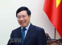 deputy pms visit to deepen vietnam singapore ties