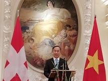 vietnam switzerland enjoy growing ties ambassador