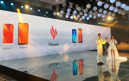 Vingroup in deal with Fujitsu unit, Qualcomm to make 5G phones