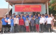 vesamo inaugurates third friendship house in binh dinh