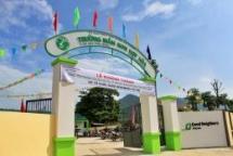 gni inaugurates hop hoa kindergarten in tuyen quang province
