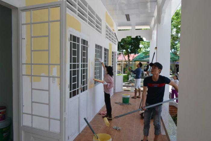 Saigonchildren builds new school for children in Hau Giang
