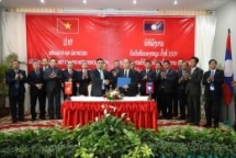 vietnam laos to continue joint search for martyrs remains