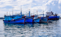 vietnamese embassy in thailand receives rescued fishermen
