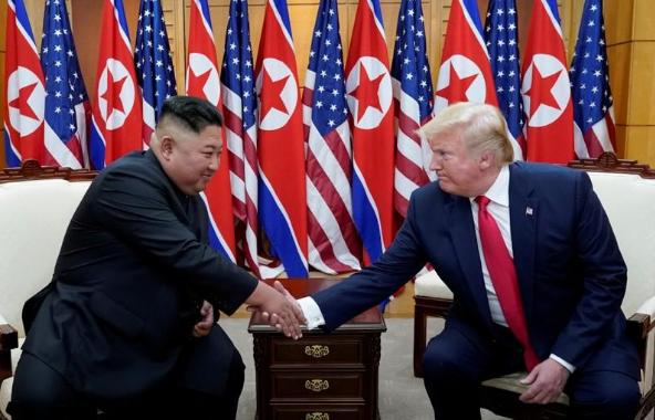 U.S. briefs China on latest Trump-Kim meeting in DMZ