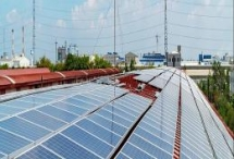 solar esco develops solar energy project in southern provinces factory