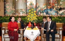 China's Jiangsu province wants to foster cooperation with Vietnam