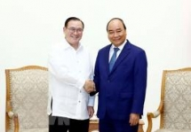 Vietnam - Philippines should step up all-faceted relations: PM
