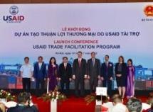 usaid trade facilitation program launched