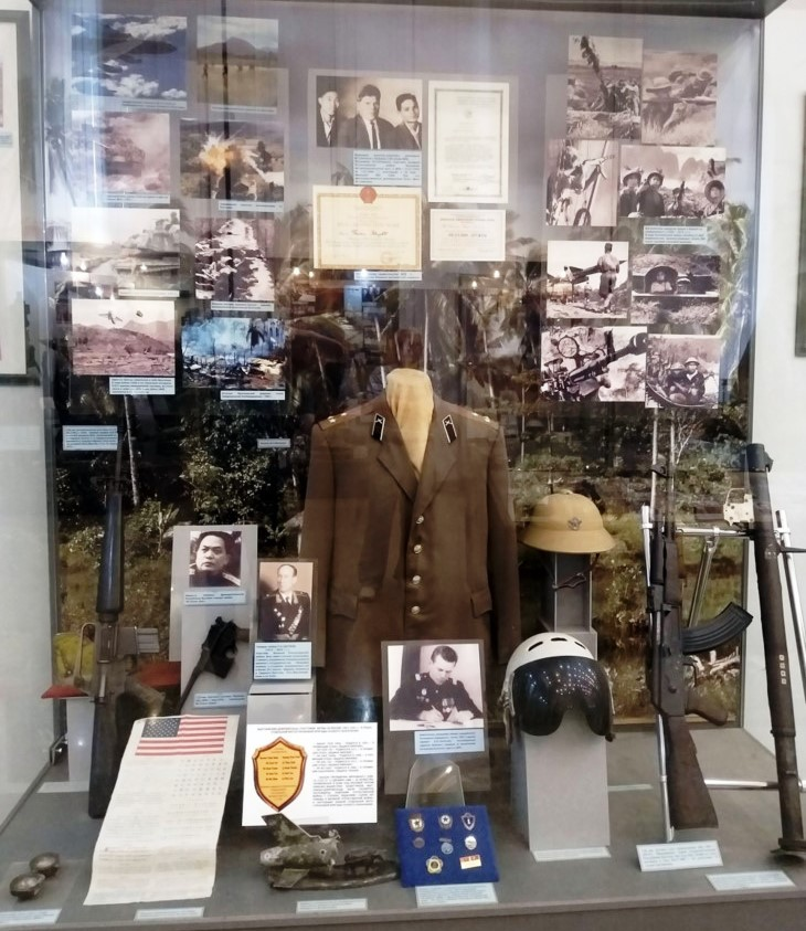 Moscow museum honours Five Vietnamese martyrs joined Soviet Union's Red Army