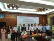 switzerland helps vietnam apply remote sensing technology in rice production