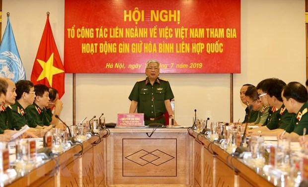 Vietnam prepares to deploy level-2 field hospital No.2