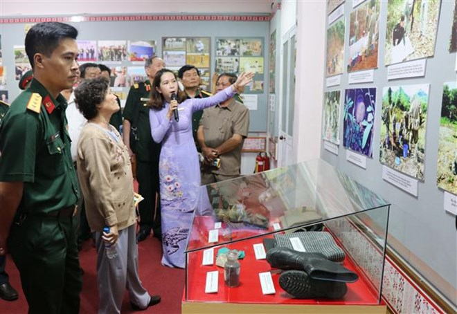 Gia Lai: Exhibition marks 58th anniversary of AO catastrophe in Vietnam