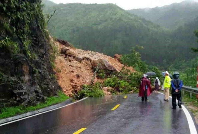 Natural disasters left 224 dead and missing, cost Vietnam 860 million USD in 2018