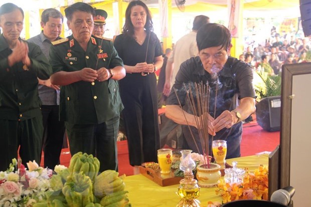 Quang Tri: Many activities prays for martyrs' souls