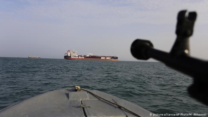 UK calls European naval force to Strait of Homuz as concerning Iran's recent action