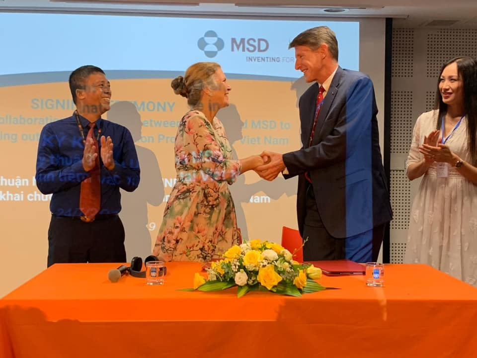 UNFPA joins hands with MSD to support roll-out of HPV vaccination in Vietnam