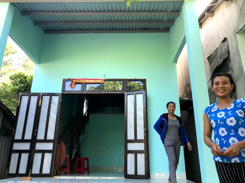 Habitat Vietnam builds disaster-resilient houses for poor Vietnamese families