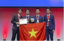 vietnam finishes fifth out of 80 teams at international chemistry olympiad