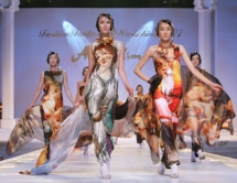fashion show highlights vietnam and new zealand cultural ties