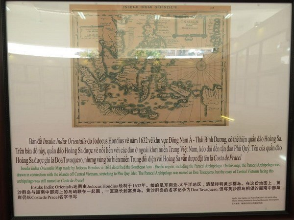 Exhibition on Truong Sa, Hoang Sa archipelagos opens in southern province