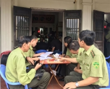 nam dinh province animals asia rescues female bear