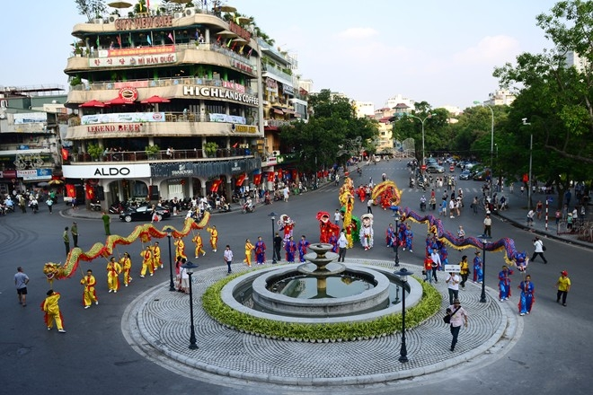 Hanoi's new walking streets set to open with various activities