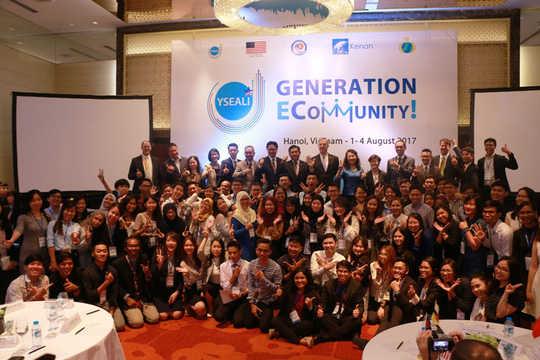 80 young leaders to discuss  ASEAN economic engagement