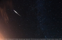 eta aquariid meteor shower to light up australian sky in best show ever this monday