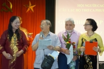 Thuy Khue poetry club published poem collection about Hugo Chávez