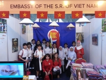 exhibition to mark aseans 50th birthday held in brunei