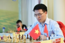 Vietnam grandmaster Le Quang Liem beats world's top players at US Grand Chess Tour