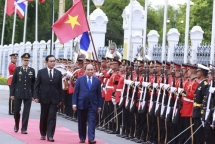 vietnam thailand set goal for 20bn bilateral turnover