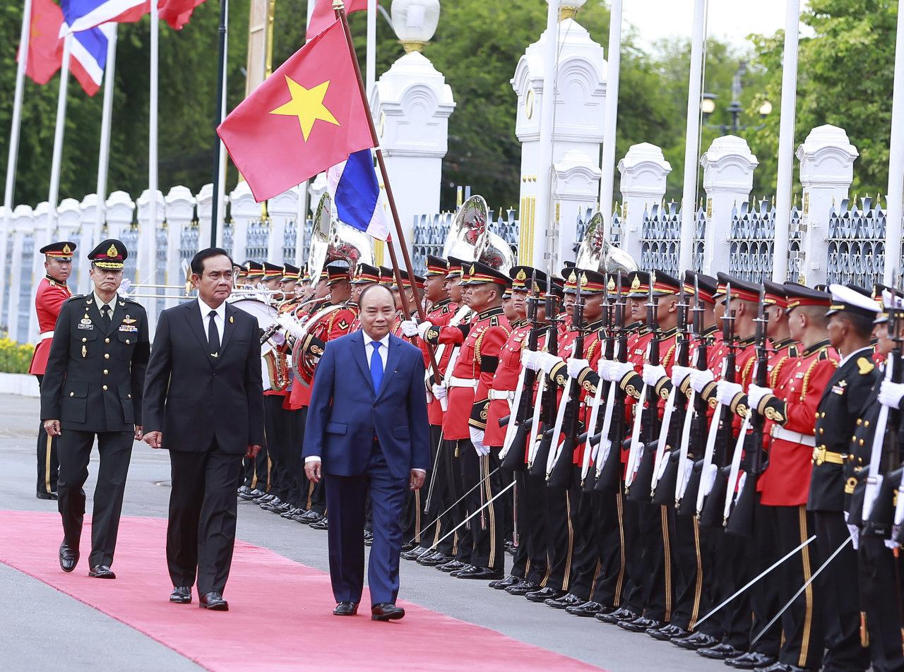 Vietnam, Thailand set goal for $20bn bilateral turnover
