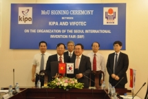 VIFOTEC cooperates with KIPA to promote science and technology in Vietnam